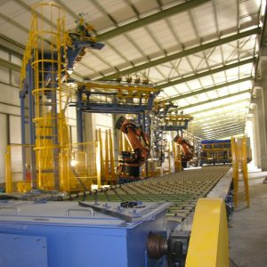 11 Flat Glass Processing Line (6)