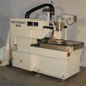 CNC rotary grinding