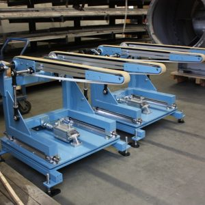 Transfer conveyor 4